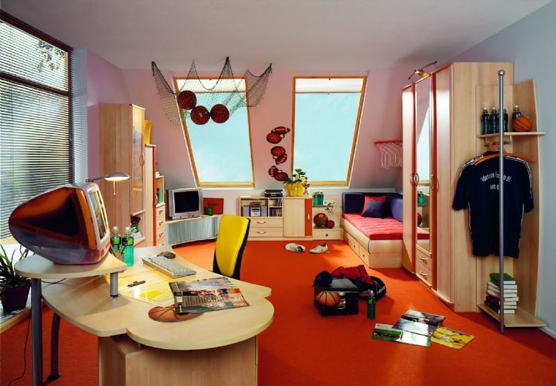 Kinder Und Jugendzimmer Mit Attache Wohdesign