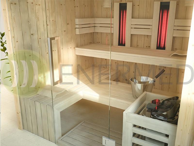 wellness bereich f r zu hause attach wohndesign. Black Bedroom Furniture Sets. Home Design Ideas